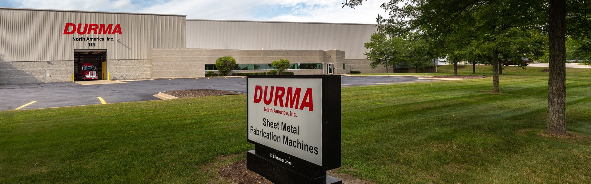 Durma North America office