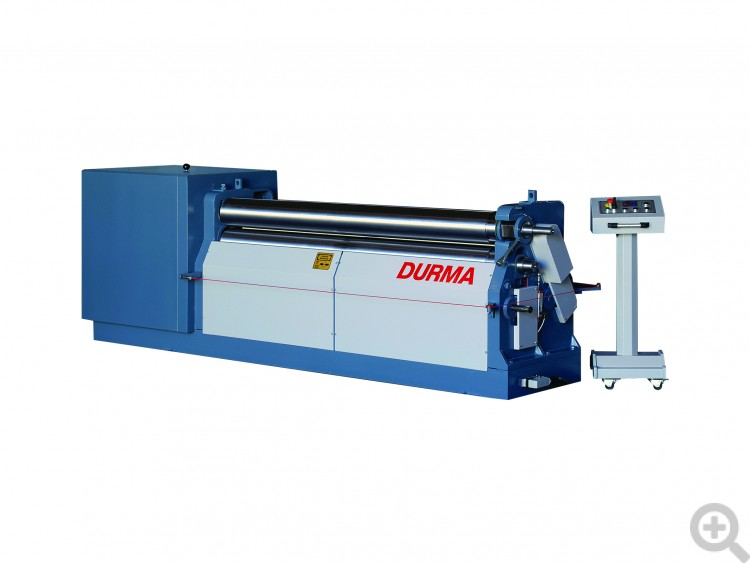 HRB-3 Roll Bending Machine