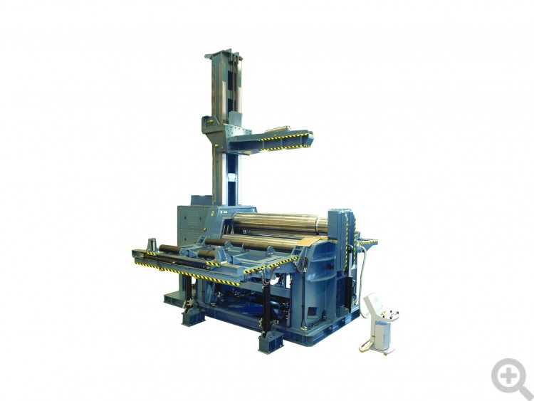 HRB-4 Roll Bending Machine