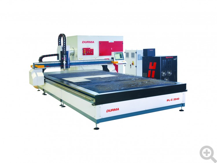 PL-C Plasma Cutting Machine